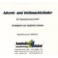ADVENT + WEIHNACHTSLIEDER