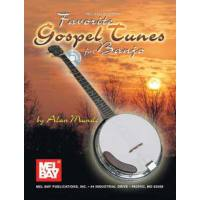 Favorite Gospel tunes for banjo