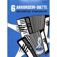6 Akkordeon Duette 3