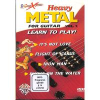 Heavy Metal for guitar 2