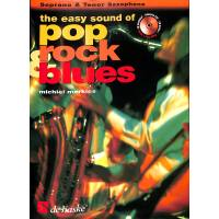 The easy sound of Pop Rock + Blues