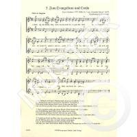 Zum Evangelium und Credo D 872/3 aus Deutsche Messe