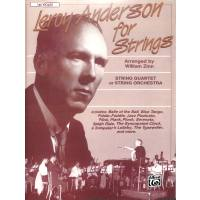 LEROY ANDERSON FOR STRINGS