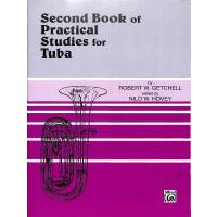 Second book of practical studies 2