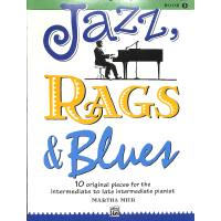 Jazz Rags + Blues 3