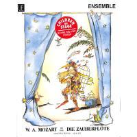 Die Zauberflöte KV 620 - ausgewählte Stücke