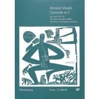 Concerto C-Dur RV 443 PV 79