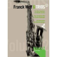 6 TRIOS FOR ALTO SAX AND RHYTHM SECTION VOL 2