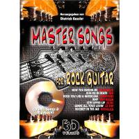 Master songs for rockguitar