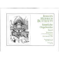 Sämtliche Orgelwerke 1