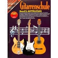 Progressive Gitarrenschule 2 Mittelstufe