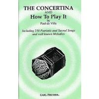 CONCERTINA AND HOW TO PLAY IT
