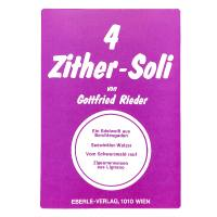 4 Zither Soli