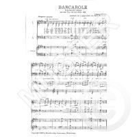 Barcarole - venezianisches Volkslied