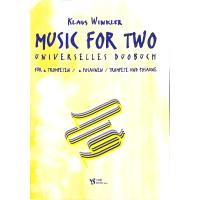 Musik for two - universelles Duobuch