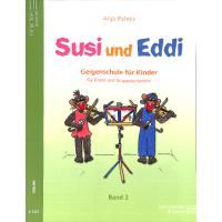 Susi + Eddi 2 Geigenschule für Kinder