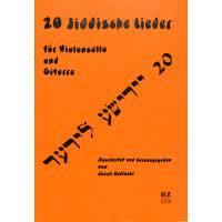 20 jiddische Lieder