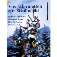 4 Klarinetten zur Weihnacht