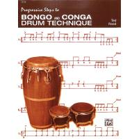 Bongo + Conga drum technique