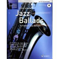 JAZZ BALLADS | 16 famous Jazz Ballads