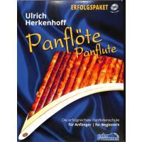 LEHRBUCH PANFLOETE FUER ANFAENGER BD 1 | SPIELSTUECKE 1