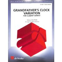 GRANDFATHER'S CLOCK VARIATION