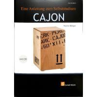 Cajon - eine Anleitung zum Selbststudium