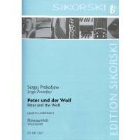 Peter + der Wolf