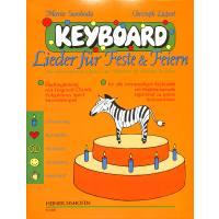 Keyboard Lieder für Feste + Feiern