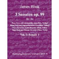 SONATE C-DUR OP 99/1