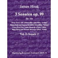 SONATE G-DUR OP 99/2