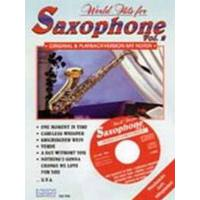 World hits for saxophone 2