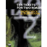 10 TICKETS FOR TWO ROADS