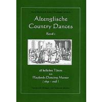 Altenglische country dances 1 | 28 beliebte Tänze