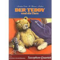 Der Teddy + die Tiere