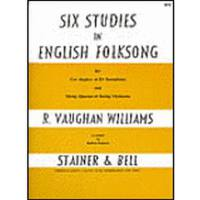6 Studies in english folk song