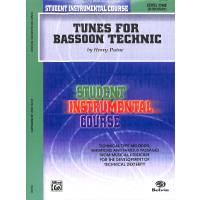 TUNES FOR BASSOON TECHNIC 1