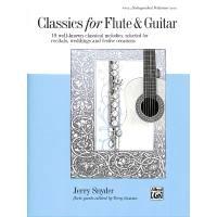 Classics for flute + guitar