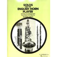 SOLOS FOR THE ENGLISH HORN PLAYER