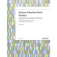 Bach Studien für Englisch Horn / Oboe da caccia