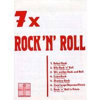 7 X ROCK N ROLL