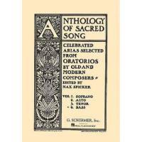 Anthology of sacred song