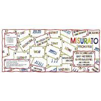 Misurato - ein schnelles + heiteres Rhythmusspiel