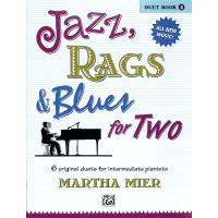 Jazz Rags + Blues for two 2