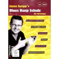 Blues Harp Schule für Einsteiger