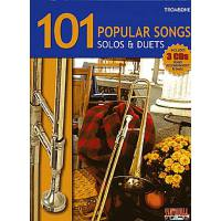 101 POPULAR SONGS SOLOS + DUETS