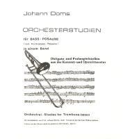 Orchesterstudien für Bassposaune in einem Band