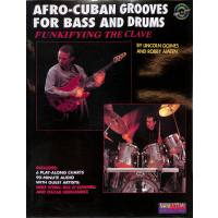 AFRO CUBAN GROOVES FOR BASS AND DRUMS