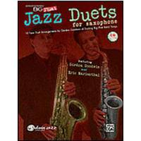 Big phatjazz Duets for saxophone