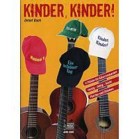 KINDER KINDER - 4 LEICHTE GITARRENQUARTETTE